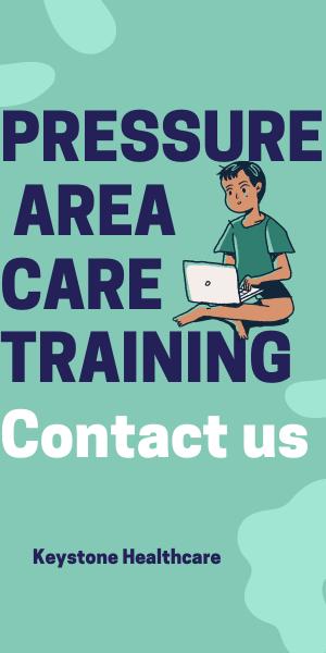 Keystone Healthcare Pressure Area Care Training